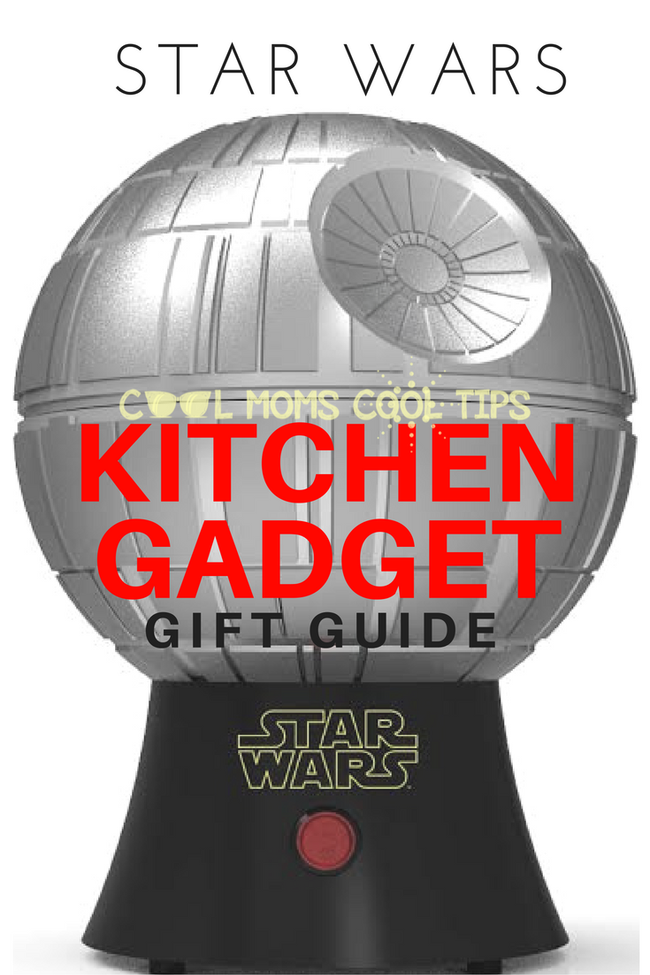 Cool gadgets for the foodie aficionado don't get any more awesome than Star Wars! See what we think will make every fan want to impress in the kitchen with their practical Star Wars kitchen tools!