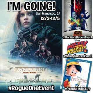 going to #RogueOneEvent cool moms cool tips