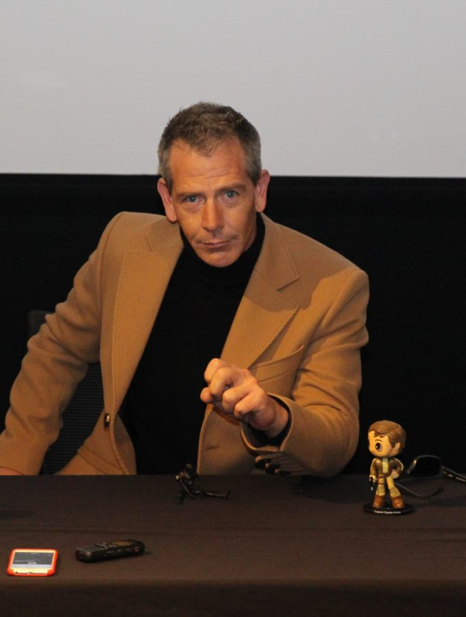 Ben Mendelsohn Delivers A Superb Bad Guy #RogueOne #RogueOneEvent
