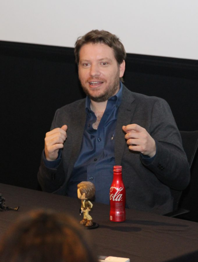 Exclusive Gareth Edwards and His Star Wars Confession #RogueOneEvent #RogueOne
