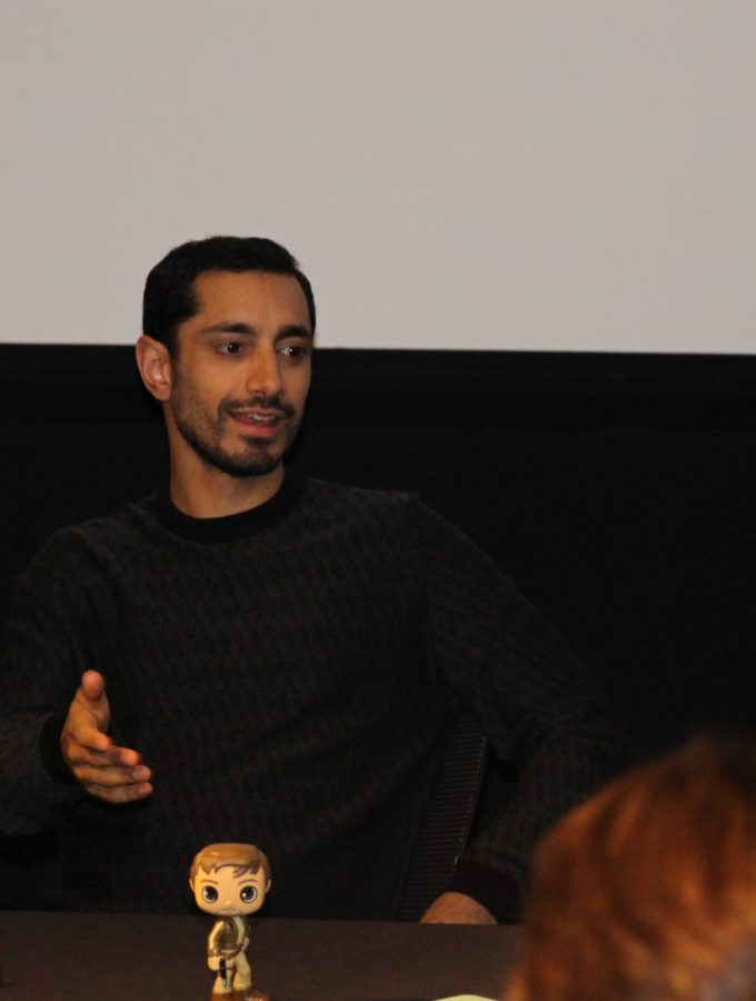 Riz Ahmed Says Everyone Can Be Make A Difference #RogueOne #RogueOneEvent
