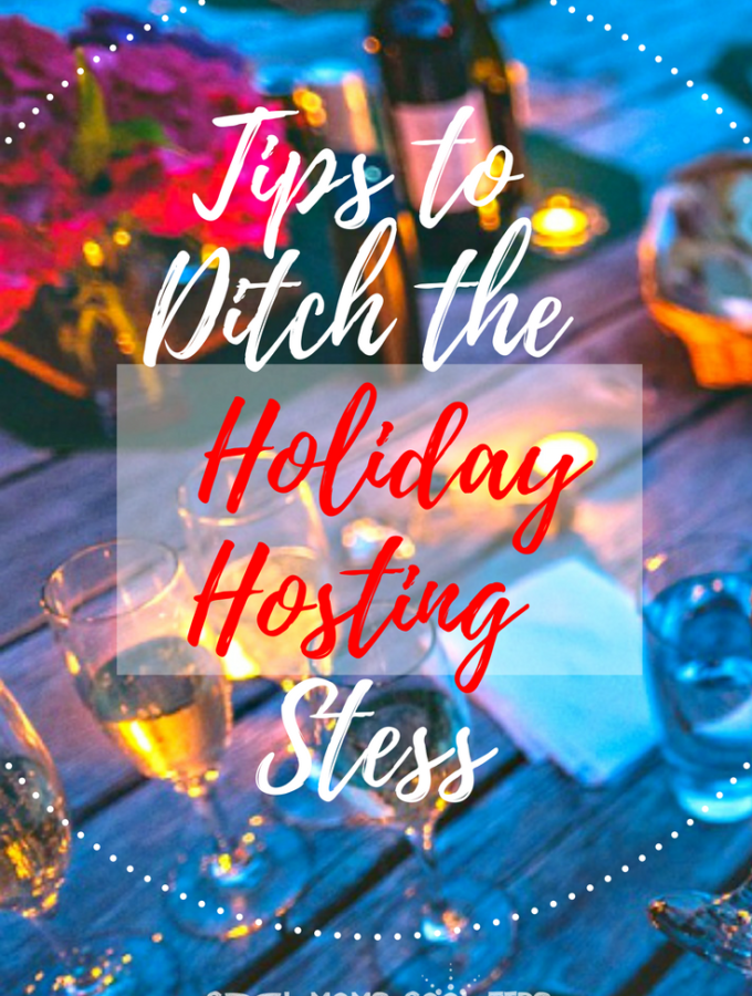 Tips to Ditch The Holiday Hosting Stress #HoneyBakedMoments
