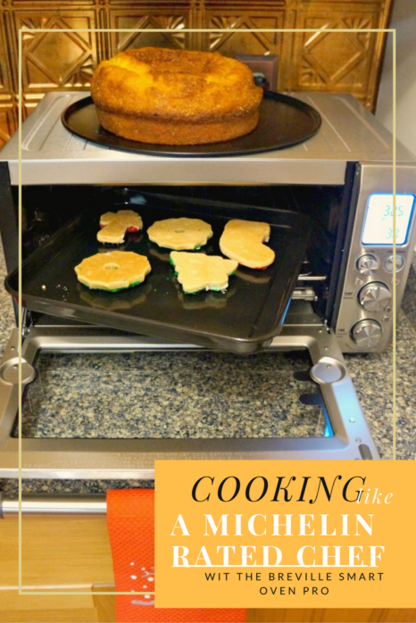 cooking like a michelin star rated chef with the breville smart pro oven