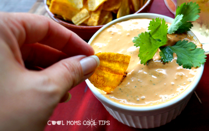 enjoy creamy jalapeno cilantro dip cool moms cool tips