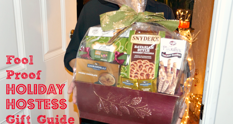 Fail Proof Holiday Hostess Gift Guide