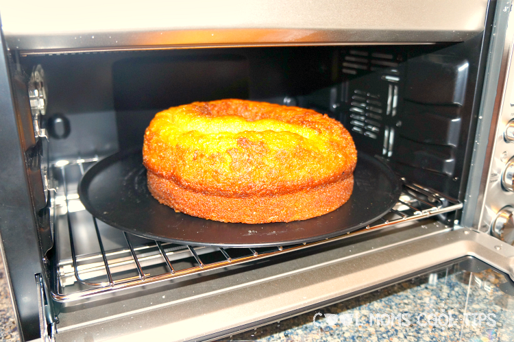 Baking A Cake Using Breville Oven