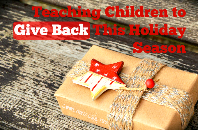 Teaching Children to Give Back This Holiday Season