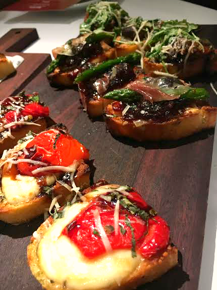 bruschetta sampler cool moms cool tips