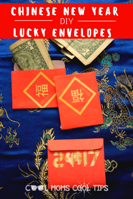 Easy craft that is fun for the entire family to learn and get ready some lucky envelopes to celebrate Chinese New Year, Are your ready? Get the step by step and printable right here