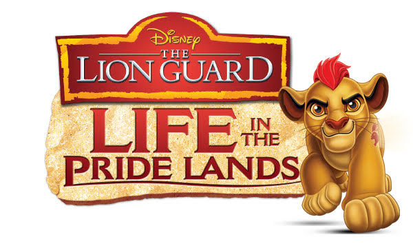 Lion Guard Life in the Pride Lands DVD Giveaway