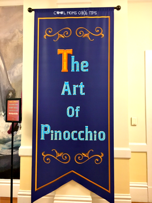 wish upon a star the art of pinocchio cool moms cool tips