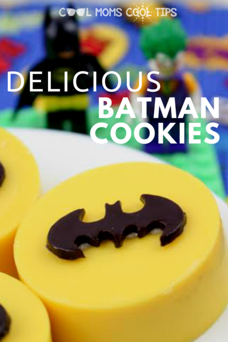 In a bat mood? How about making easy and delicious Batman cookies? we tell you how