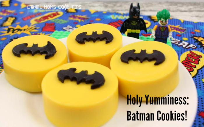 batman cookies cool moms cool tips