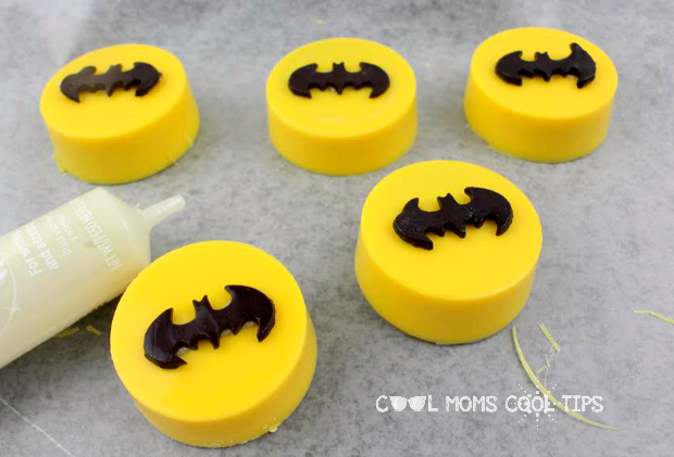 batman cookies in the making cool moms cool tips