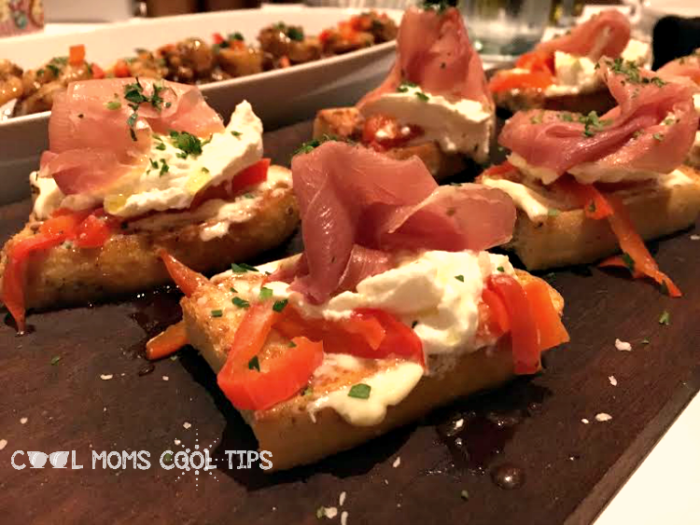 prosciutto appetizer cool moms cool tips