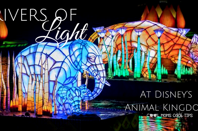 The New Rivers of Light At Animal Kingdom #DisneySMMC