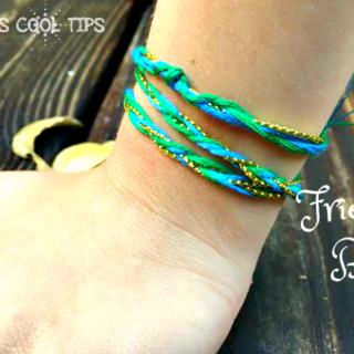 royal friendship bracelet DIY cool moms cool tips