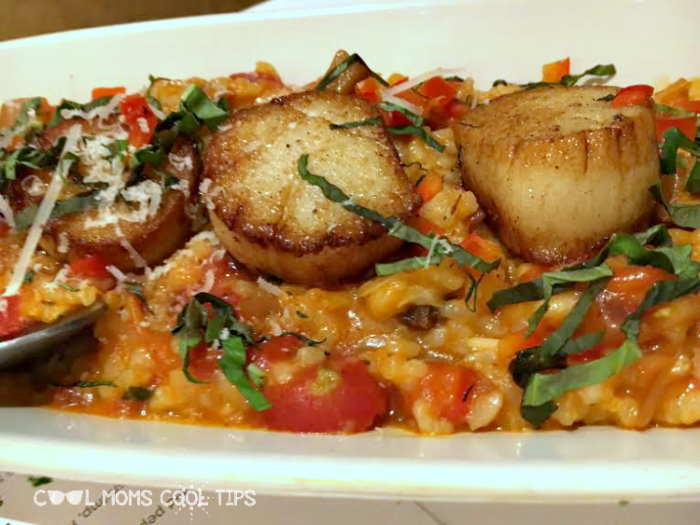 scallop risotto cool moms cool tips