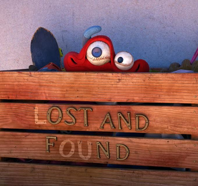 "Disney and Pixar Introduce us to ""Lou"" #DisneySMMC"