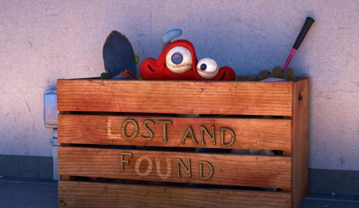 Disney and pixar introduce us to lou