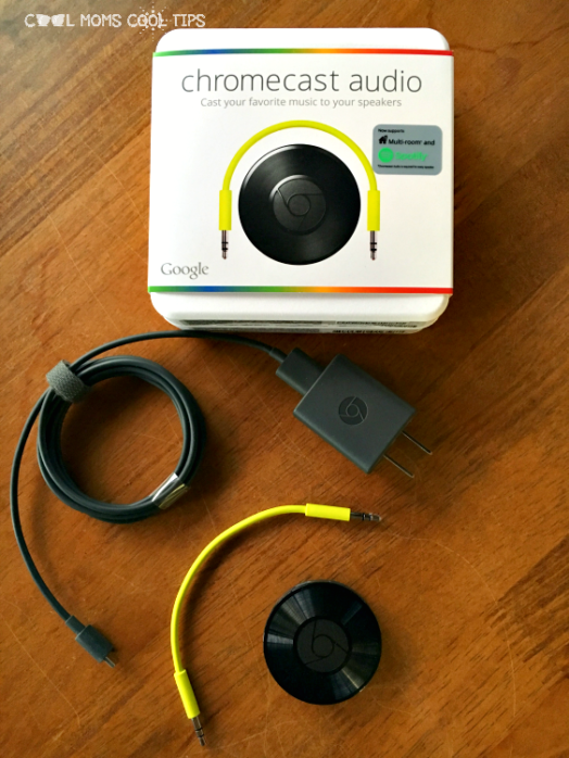 3 tips to upgrade your music listening experience with chromecast audio cool moms cool tips