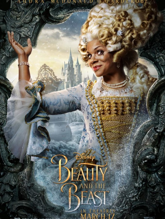 Exclusive Audra McDonald Interview on Beauty and the Beast