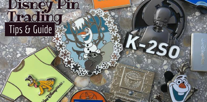 Disney Pin Trading Tips and Guide