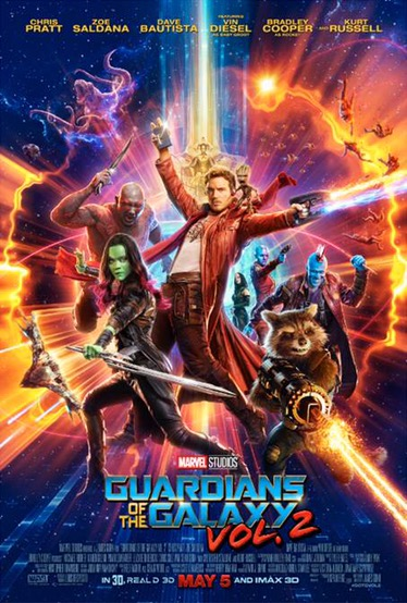 GUARDIANS OF THE GALAXY VOL. 2 New Trailer #gotgvol2