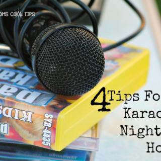 4 tips for karaoke night at hom