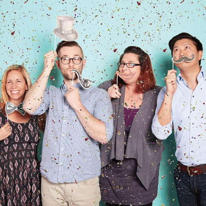 party photo booths in action cool moms cool tips