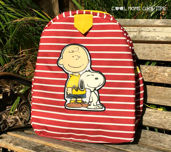 peanuts back pack