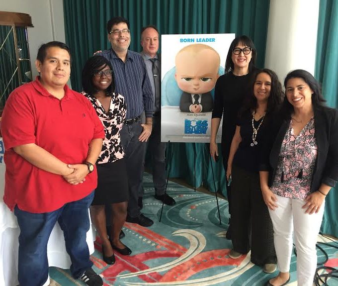 Exclusive Interview with Director Tom McGrath & Producer Ramsey Ann Naito #TheBossBaby