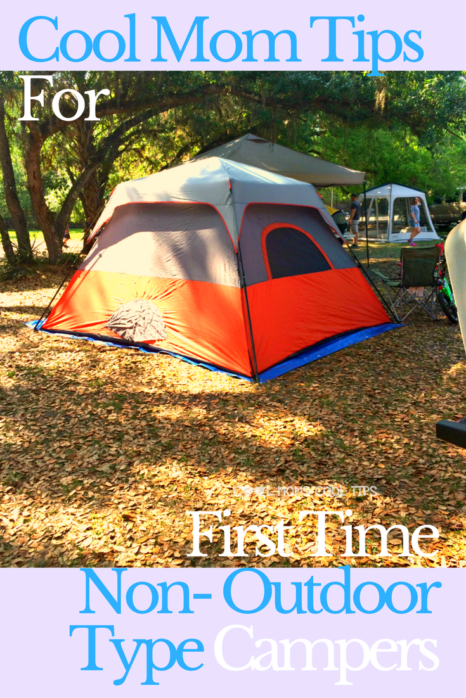Not an outdoor type? Never gone camping? We have 7 tips to get you started on your adventure
