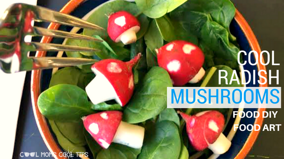 cool radish mushrooms food art food diy cool moms cool tips (1)