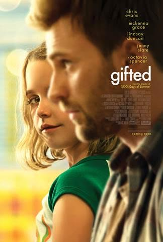 Chris Evans Stars in Gifted plus giveaway