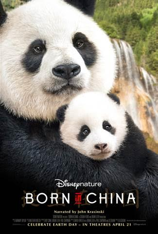 Do Good for The Planet: Watch Born in China