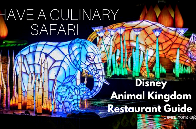 Culinary Safari Ready: Disney Animal Kingdom Restaurant Guide