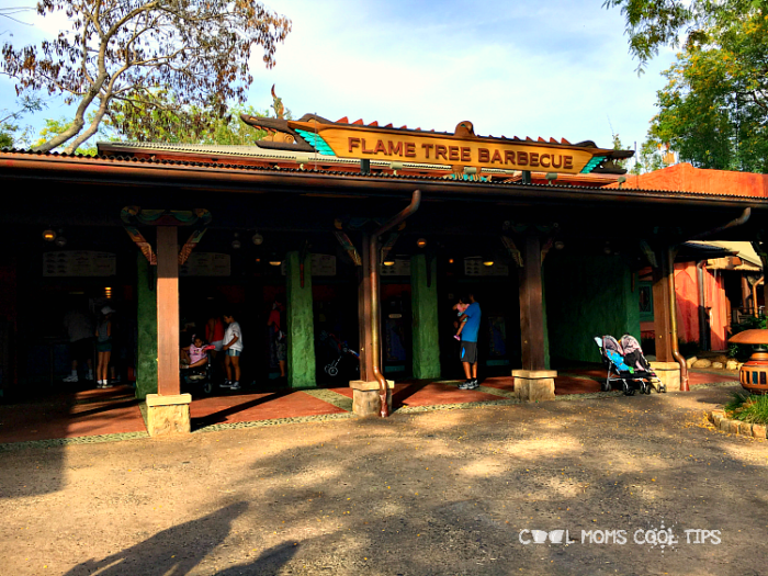 bbq at disney animal kingdom cool moms cool tips
