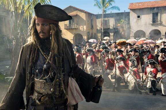 Set Sail with Pirates Of The Caribbean: Dead Men Tell No Tales