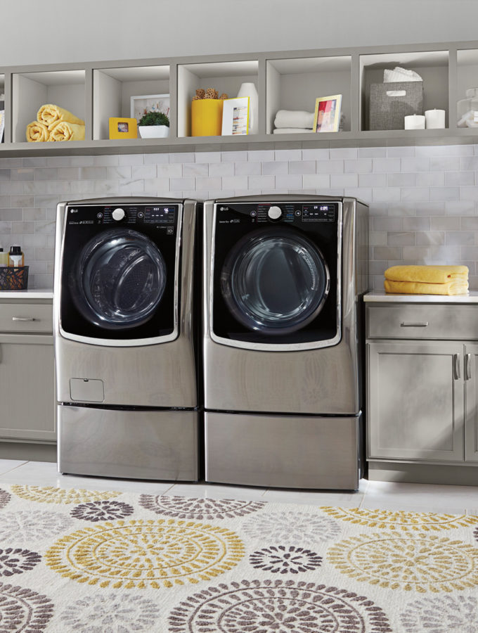 A Cool Laundry Needs Front Load Washers