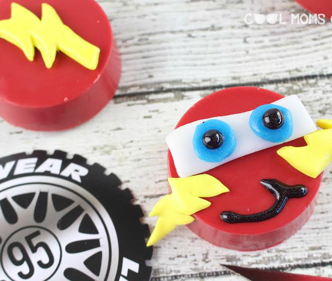 Cars 3 Fun Lighting Mc Queen Treats