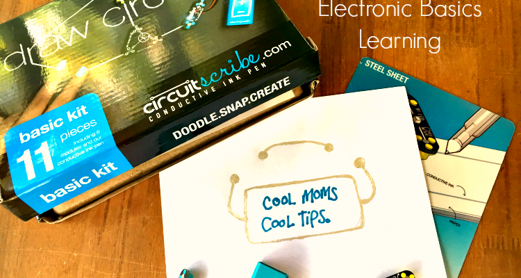 Draw Your Own Circuits and Get STEM Education Going