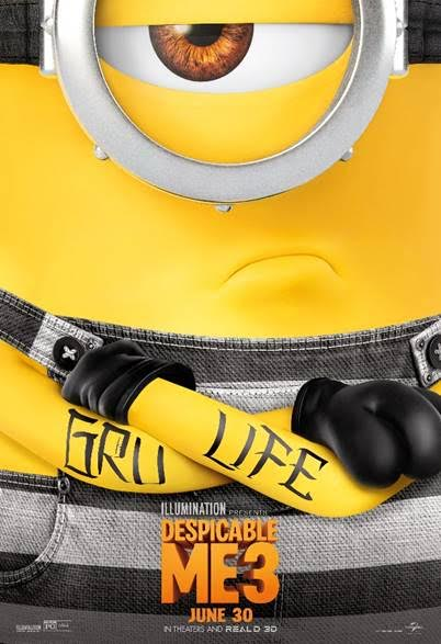 Laugh The Summer Away with Despicable Me 3