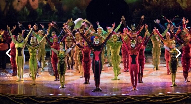 Cirque du Soleil Back in South Florida with OVO