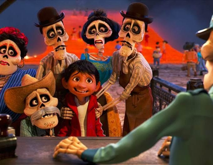 Disney-Pixar brings Us Coco