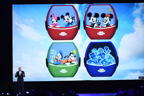 Disney Parks Transportation and Lodging News #D23Expo