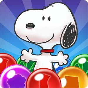 Fun With The Peanuts Gang and Snoopy Pop App!