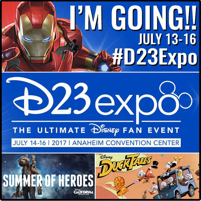 THE Ultimate Disney Fan Event - D23