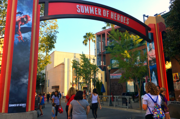 hero up at summer of heroes disney cool moms cool tips