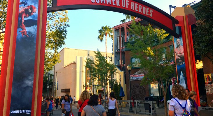 7 Awesome Reasons to Hero Up at Summer of Heroes in Disney California Adventures